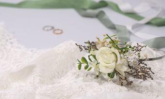 Jak vybrat látku na svatební šaty