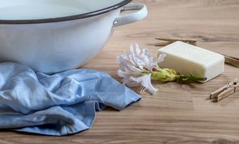 Symboly praní a ošetřování textilií