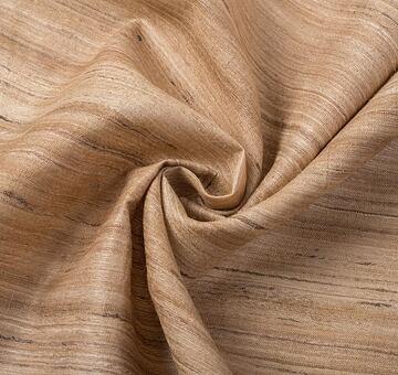 Divoké hedvábí tussah, přírodní