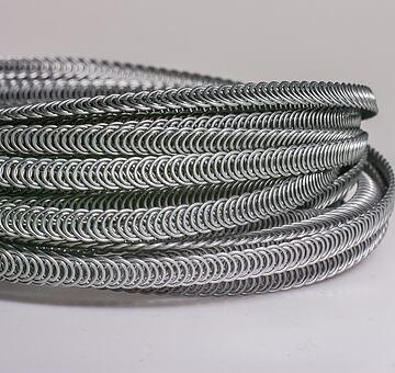 Kostice spirálové 7 mm střední, 10 m