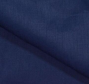 Lněné plátno, tmavě modré