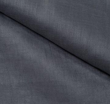 Lněné plátno, lehké, šedé, II. jakost