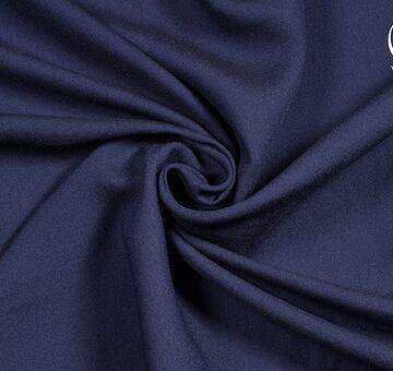Tencel krepžoržet, tmavě modrý