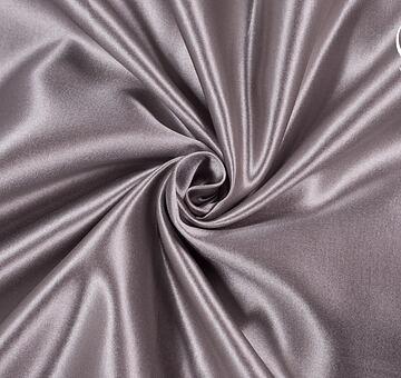 Dyšes hedvábí-bavlna, stříbrný