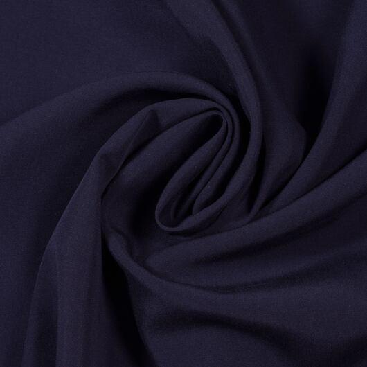 Tencel šatovka, tmavě modrá