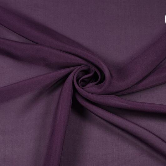 Šifon, tm. fialový