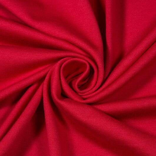 Modalový úplet finerib, červený