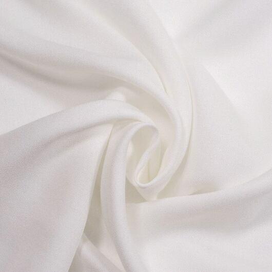 Lyocell tencel, bílá látka na šaty