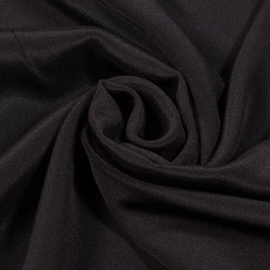 Krep marokén, černý