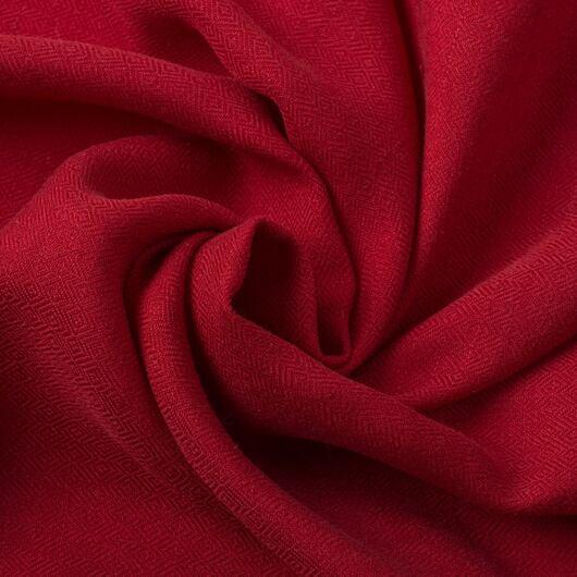 Divoké červené hedvábí eri 101 17-0004
