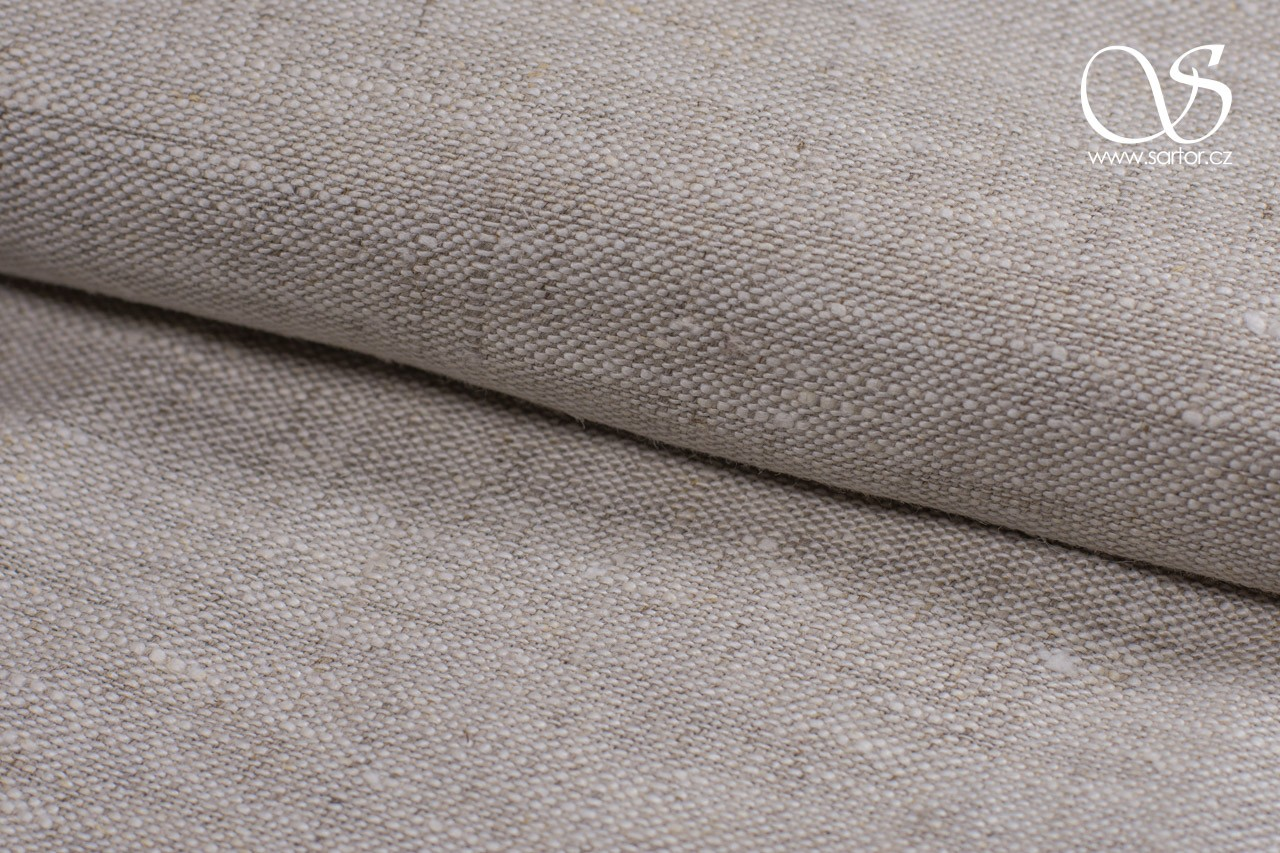 Heavy Linen, Natural