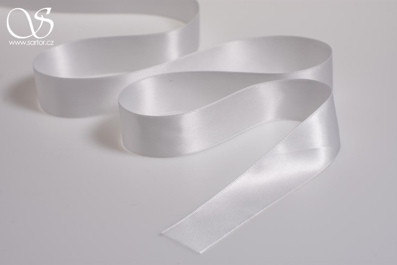 Double Sided Satin Ribbon 2.5 cm
