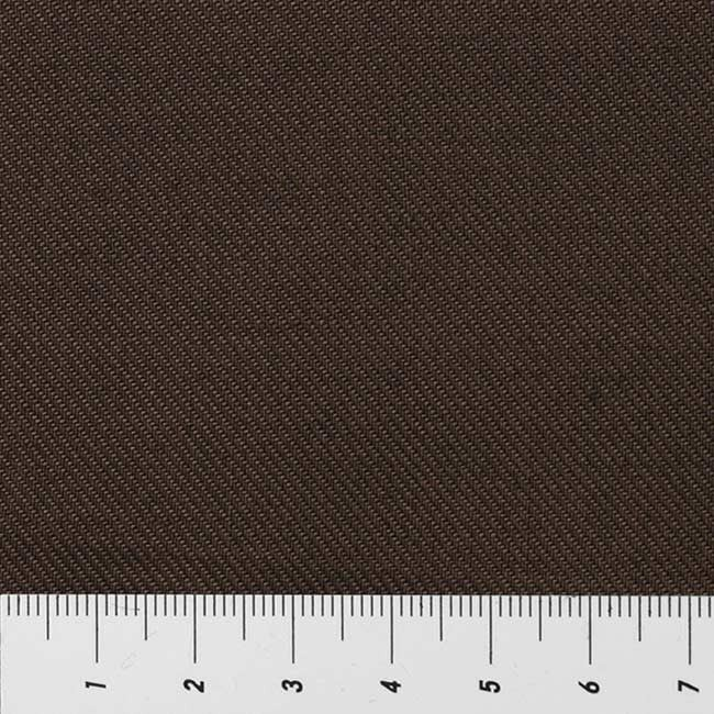 Twill Linen with Cotton, Brown