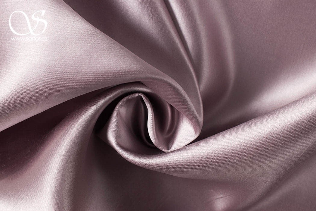 Heavy Satin, Antique Pink