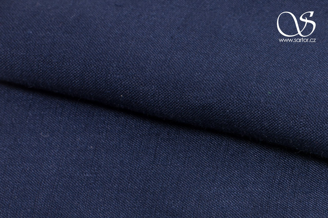 Fine Linen, Paris Blue