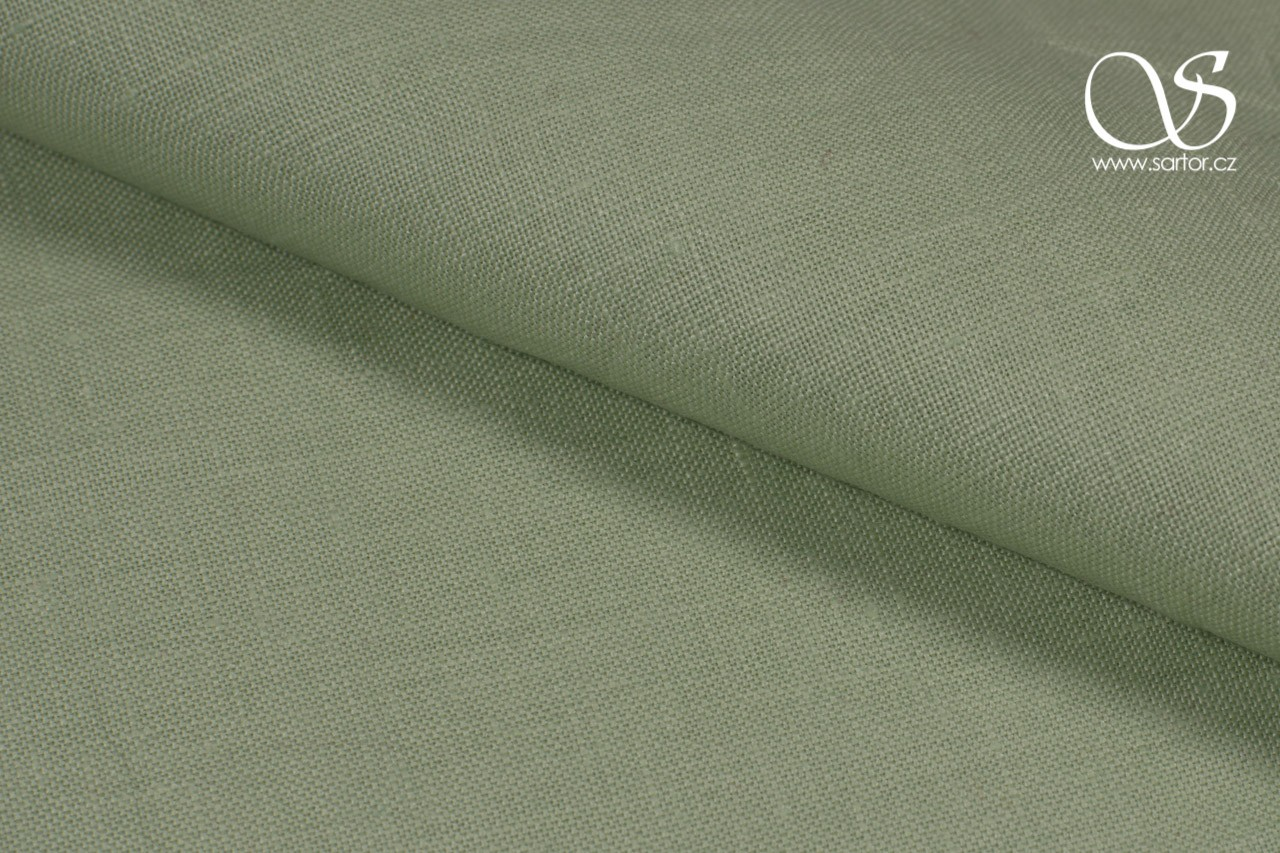 Linen, Light Green