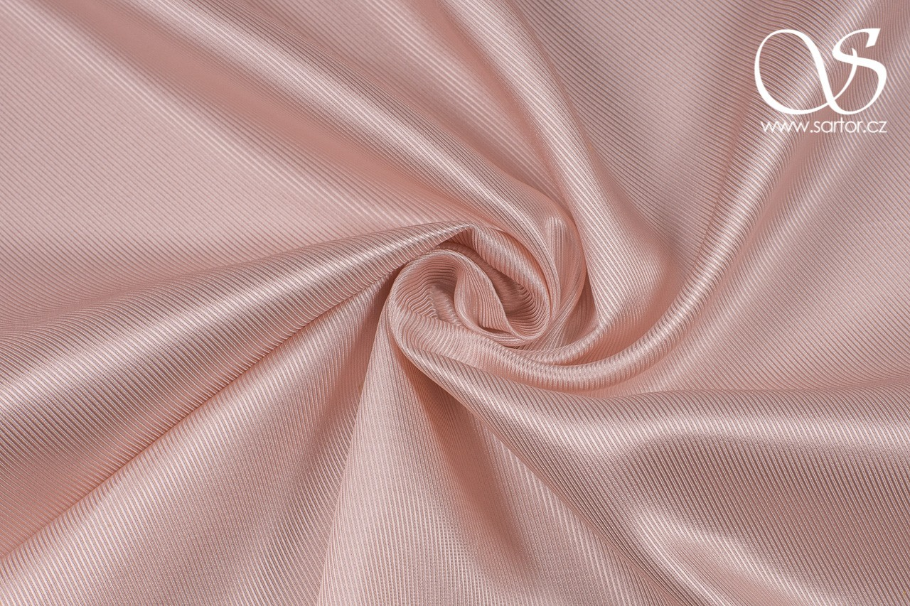 Twill, Powder Pink