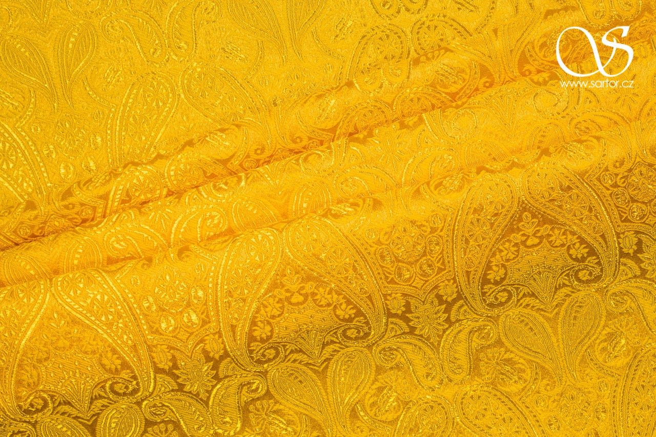 Brocade of the Duke, Yellow