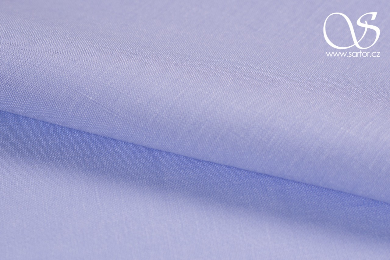 Fine Linen, Light Blue