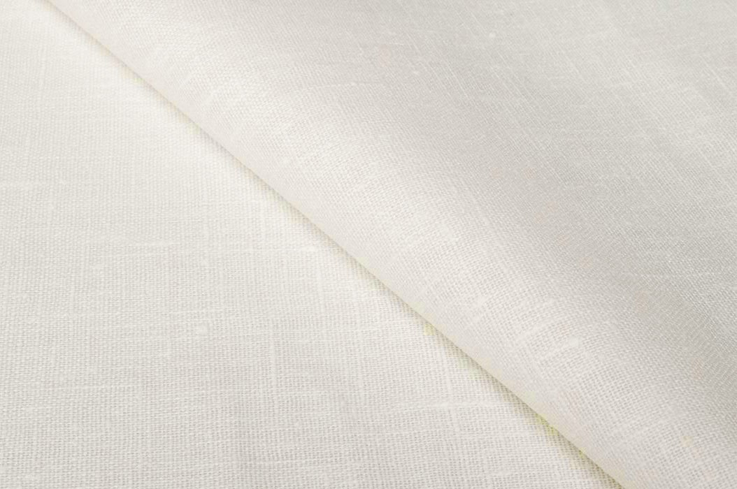 Waterproof linen, ivory
