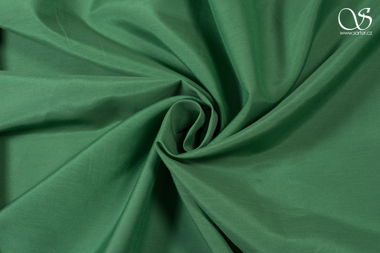 Voile, green