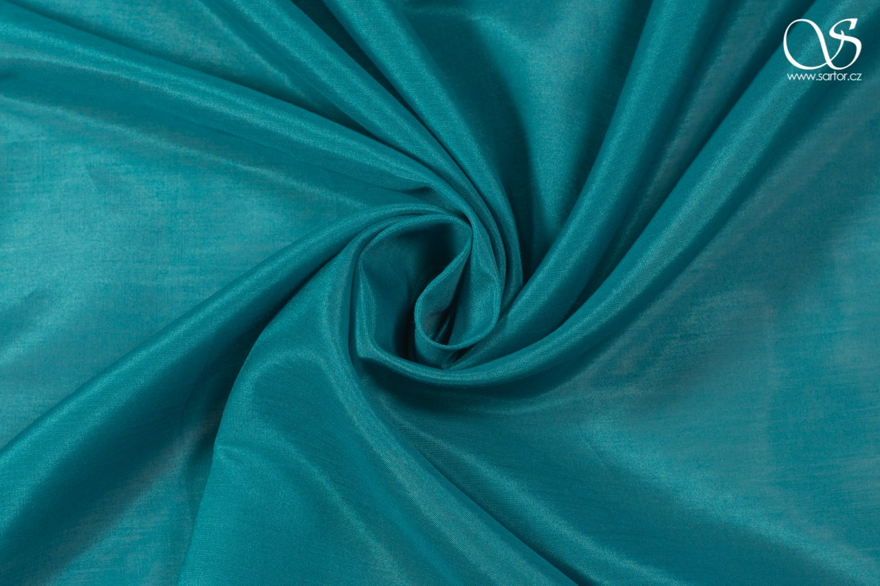 Voile, teal