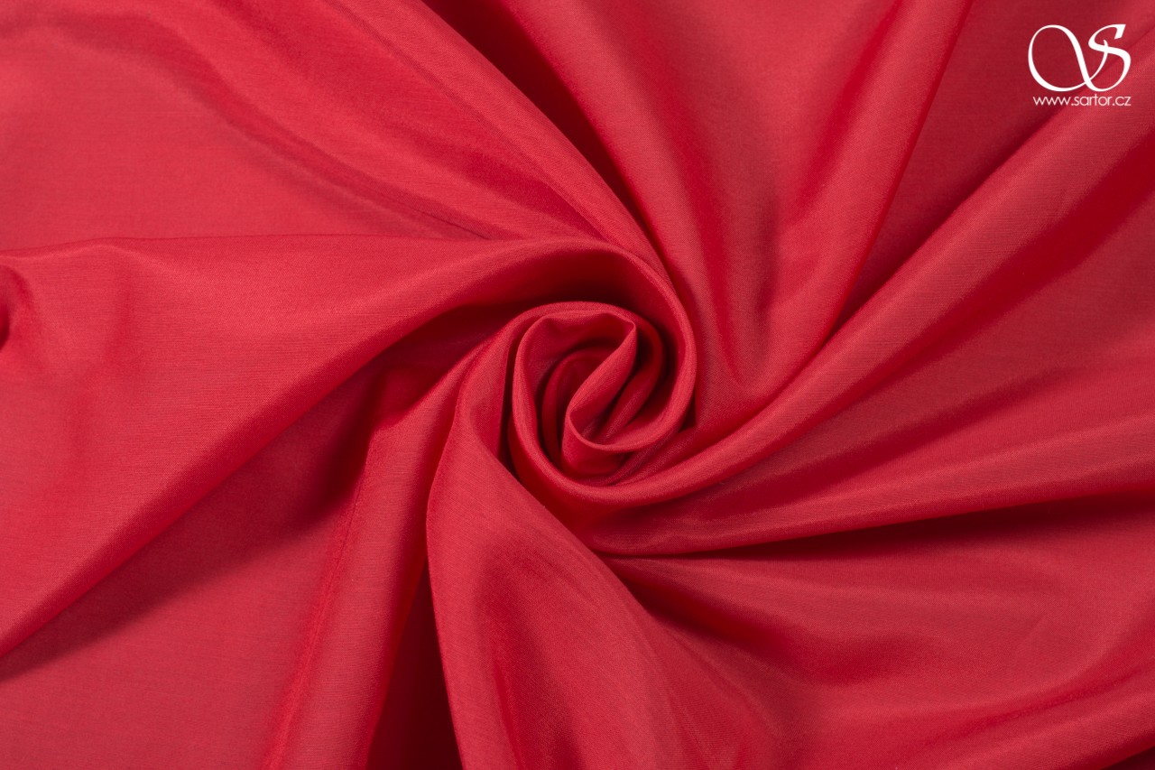 Voile, red