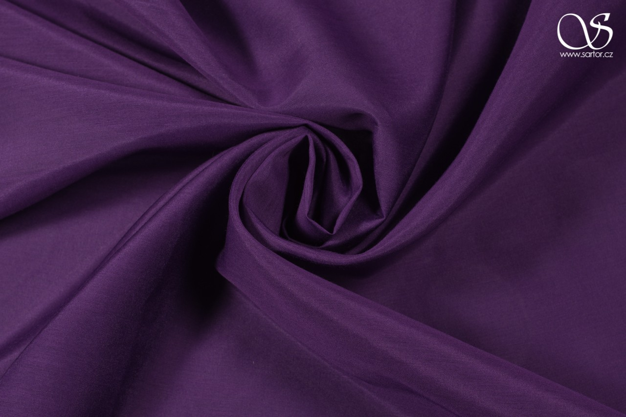 Voile, purple