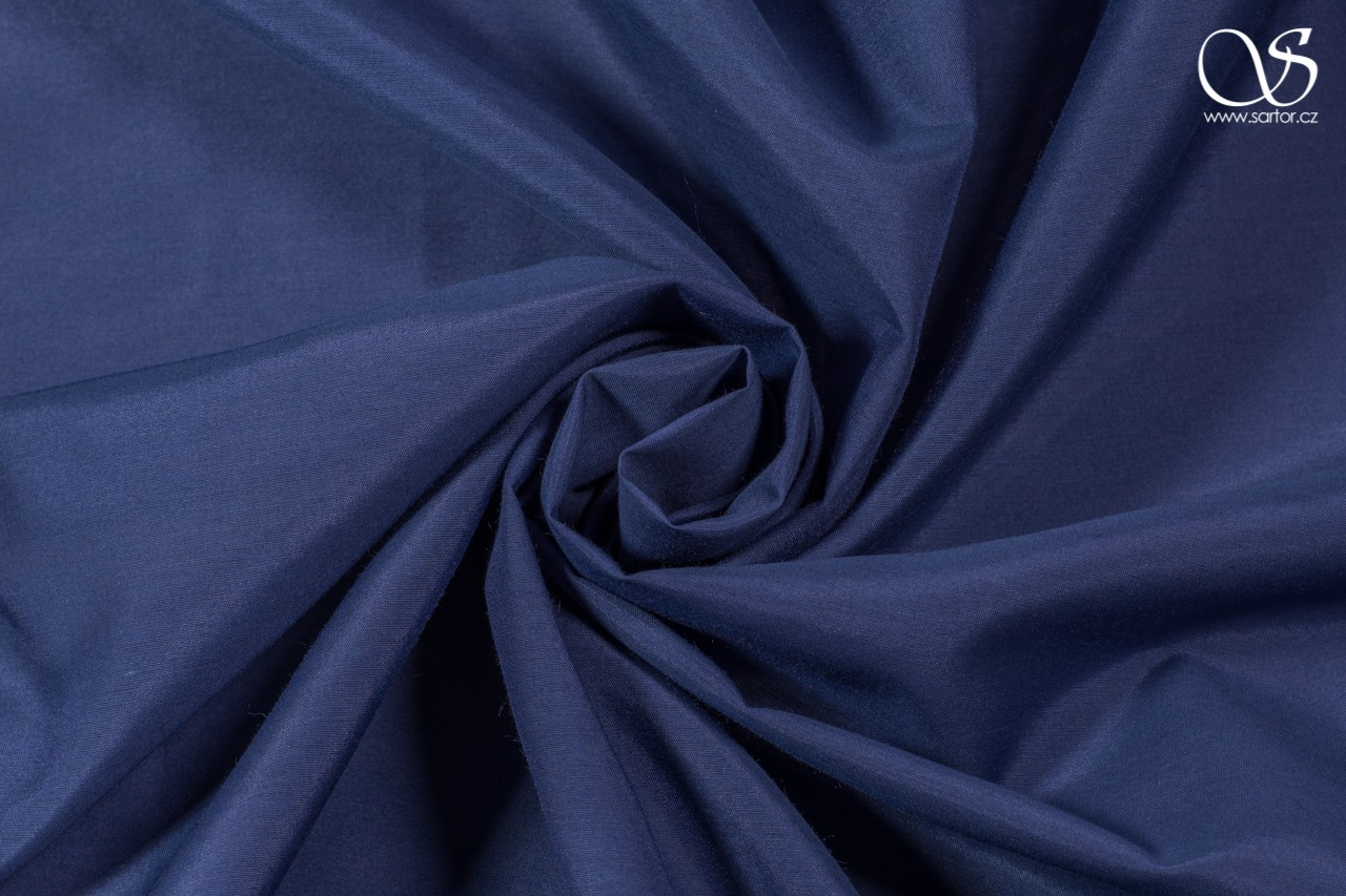 Voile, dark blue