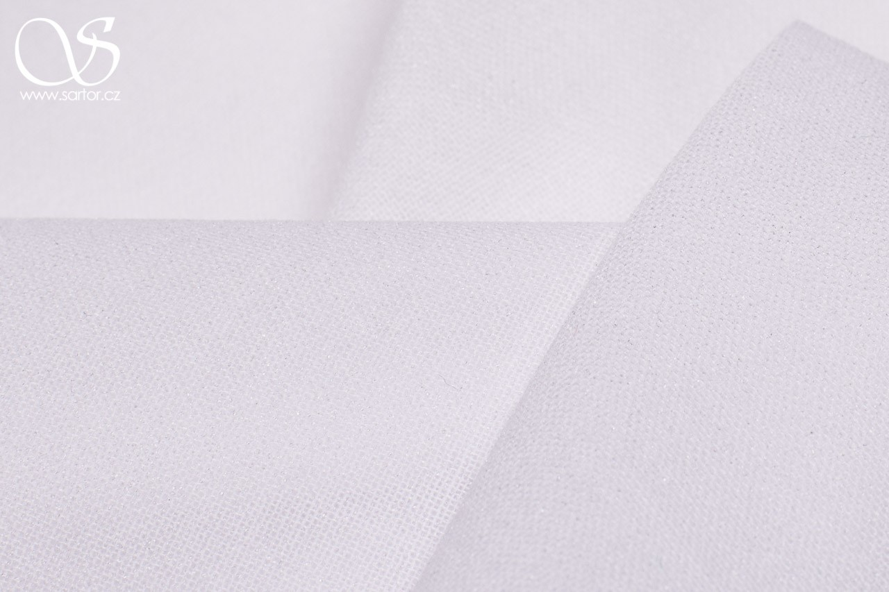 Fusible Interfacing, Very Fine, 0,7m