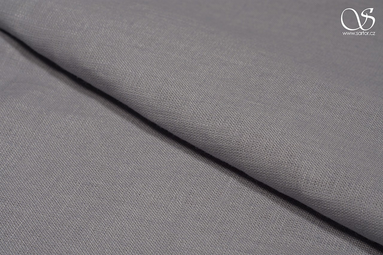Linen, light grey